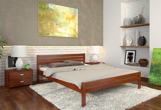 Ліжко Arbor Drev - Роял - 160x200 (сосна)