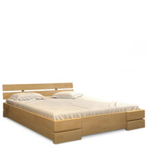 Ліжко Arbor Drev - Далі - 140x200 (сосна)