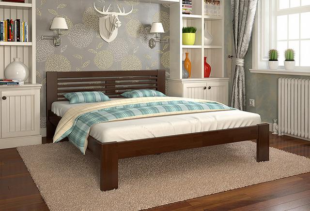 Кровать Arbor Drev - Шопен - 160x200 (сосна)