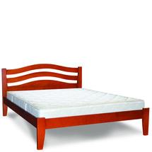 Кровать ТМ Лев - Афина Новая 90 х 200 (бук)