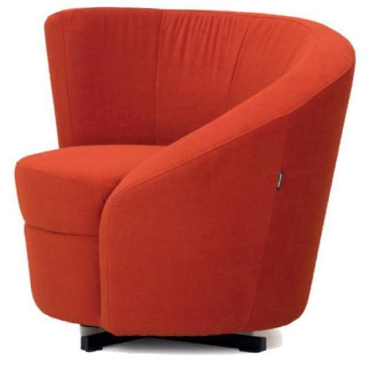 М'яке крісло Meblomak - Lido - 1OBL