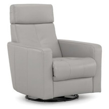 М'яке крісло з реклайнером Meblomak - Marsala - 1FOB