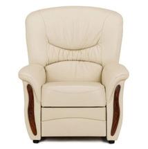 М'яке крісло з функцією релакс Meblomak - Genua Lux - 1F