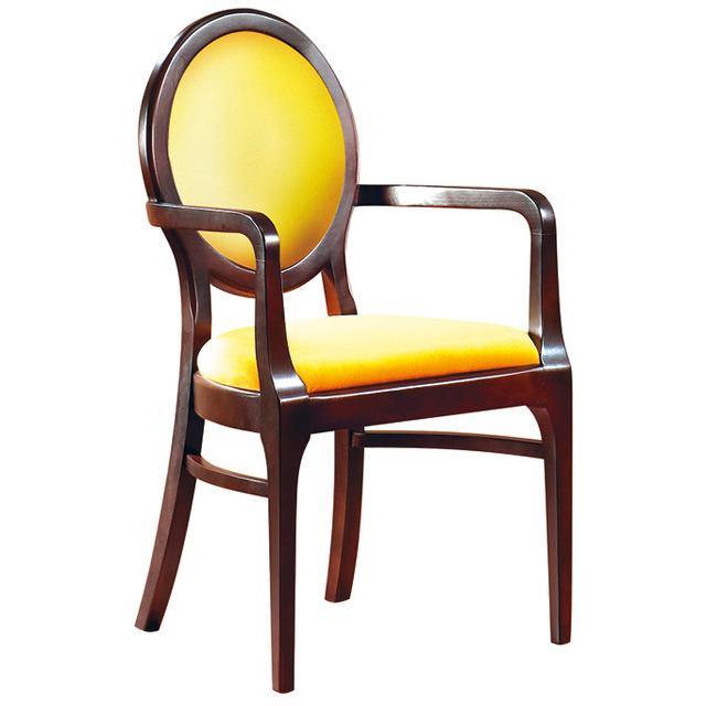 Крісло з підлокітниками Jafra - Ambre - ST 422