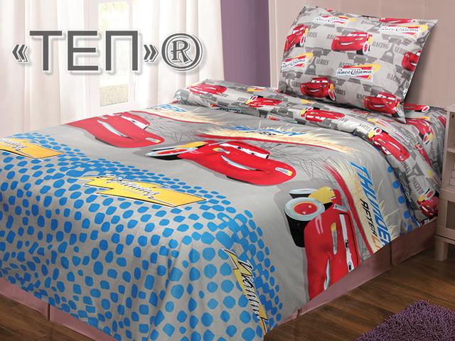 """Подростковая постельное белье ТЭП - 947 """"Трек"""""""