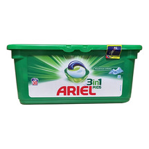 Капсулы для стирки Ariel 3 in 1 Mountain Spring 30 шт