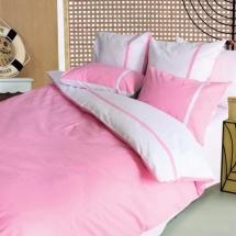 Постельное белье ТЭП - 983 «Дуэт розовый» (семейный)