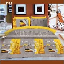 Постельное белье Viluta - Ранфорс - 9111 (двуспальный)