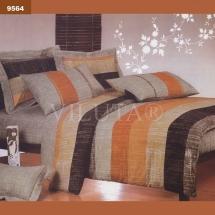 Постельное белье Viluta - Ранфорс - 9564 (двуспальный)