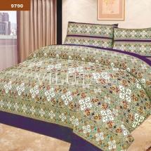 Постельное белье Viluta - Ранфорс - 9790 (двуспальный)