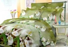 Постельное белье Viluta - Поплин - 142 (семейный)