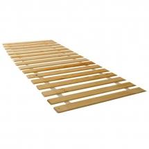 Деревянные ламели в кровати BRW - WKL 90/L16