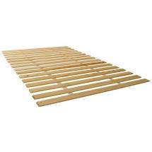Деревянные ламели в кровати BRW - WKL 160/L16