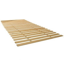 Деревянные ламели в кровати BRW - WKL 160/L21