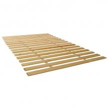 Деревянные ламели в кровати BRW - WKL180/L16