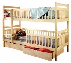 Двухярусная детская кровать Дримка - Том и Джерри 80х200