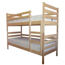 Двухярусная детская кровать Дримка - Шрек 90x190