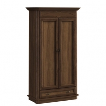 Шафа 2-х дверна MEBIN - Afrodyta II - 2D1SZ prosta