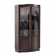 Бібліотека 2-х дверна MEBIN - Diuna - 2DS2D