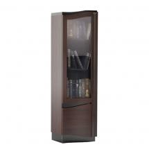 Бібліотека 1-но дверна MEBIN - Diuna - 1DS1D lewa