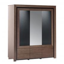 Шафа 3-х дверна MEBIN - Sempre - Szafa III