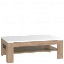 Журнальний столик FORTE - BIANKO - SVOT22-C218