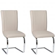 Комплект крісел FORTE - KR0078-MET-U12B