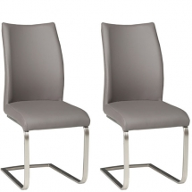 Комлект крісел FORTE - KR0080-MET-U02GR