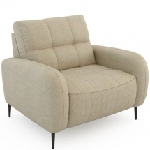 М'яке крісло з реклайнером Etap Sofa - Trick - Fotel 1RF