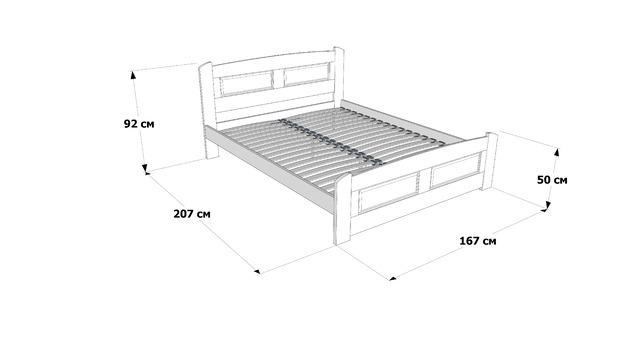 Кровать  Дримка - Афродита- 120x190
