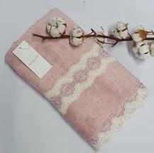 Полотенце махровое Maison D'or Vanessa 85x150 Rose