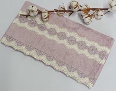 Полотенце махровое Maison D'or Vanessa 50x100 Violet