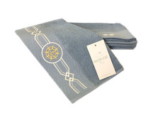 Полотенце махровое Maison D'or Elegance Marine 50x100 Blue