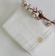 Полотенце махровое Maison D'or Elegance Marine 85x150 White
