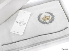 Полотенце махровое Maison D'or Pier Lotti  50x100 Белый