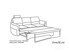 Шкіряний диван Vero - Amarylis - Sofa 3R