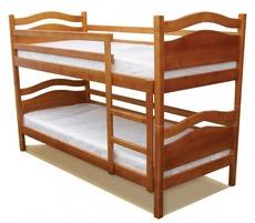 Двоярусне дитяче ліжко Дрімка - Вінні Пух 80х190