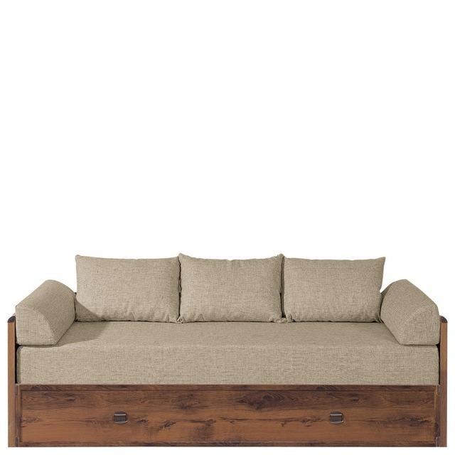 Ліжко BRW - Indiana - JLOZ 80/160