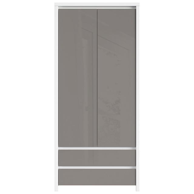 Шафа 2-х дверна BRW - Kaspian - SZF2D2S