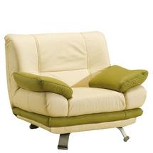 Шкіряне крісло Pyka - ALASKA III - Fotel