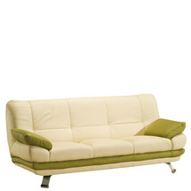 Шкіряний диван розкладний Pyka - ALASKA III - Sofa 3r
