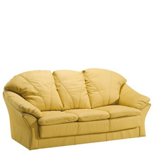 Шкіряний диван розкладний Pyka - BOSTON - Sofa 3r