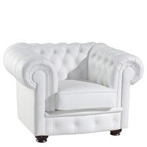 Шкіряне крісло Pyka - CHESTERFIELD - Fotel