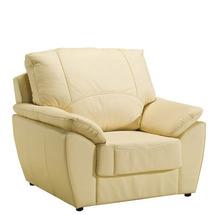 Шкіряне крісло Pyka - DALLAS - Fotel
