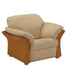 Шкіряне крісло Pyka - DANTE - Fotel