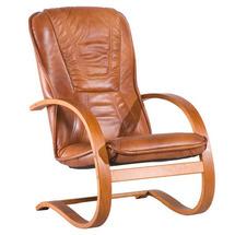 Шкіряне крісло Pyka - FINKA Z LISTWA - finka