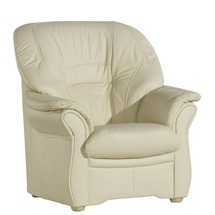 Кожаное кресло Pyka - JUPITER - Fotel