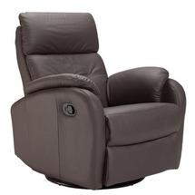 Шкіряне крісло Pyka - MAGNUM - Fotel