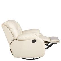 Шкіряне крісло Pyka - REGAN - Fotel