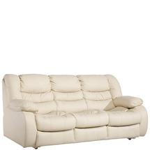 Шкіряний диван розкладний Pyka - REGAN - Sofa 3r